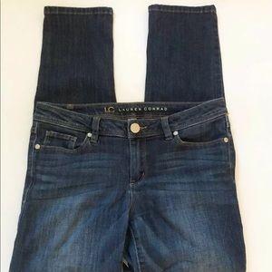 Lauren Conrad Women's Skinny Leg Jeans Size 6